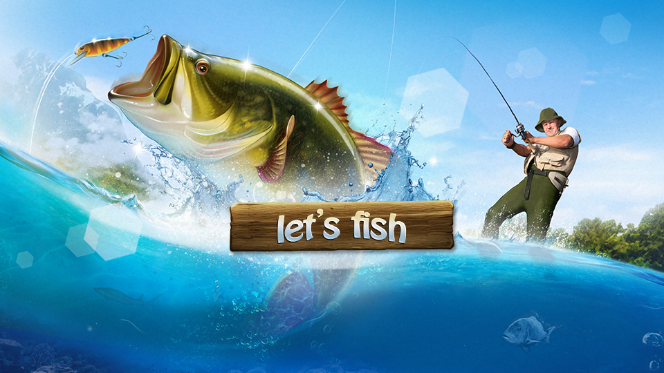 Fishing Simulation