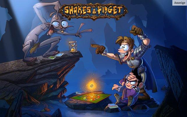 Schakes & Fidget